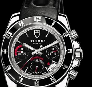 L orologio da uomo tudor grantour chrono ref 20350n - Porta orologi uomo ...