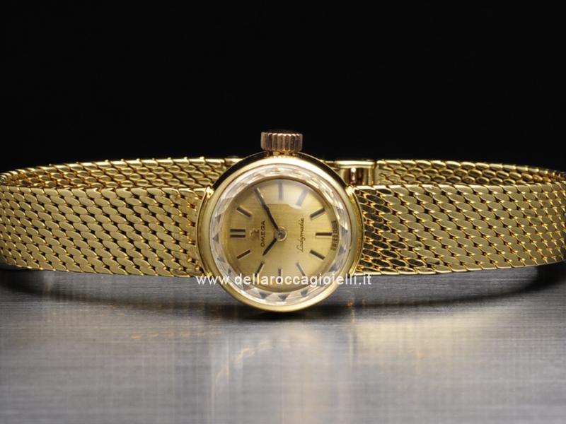 Favorito Omega Ladymatic Oro d'epoca   della Rocca Gioielli YX58