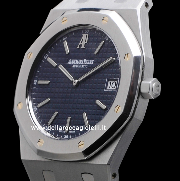 Audemars Piguet Royal Oak Jumbo 15202st Quadrante Blu