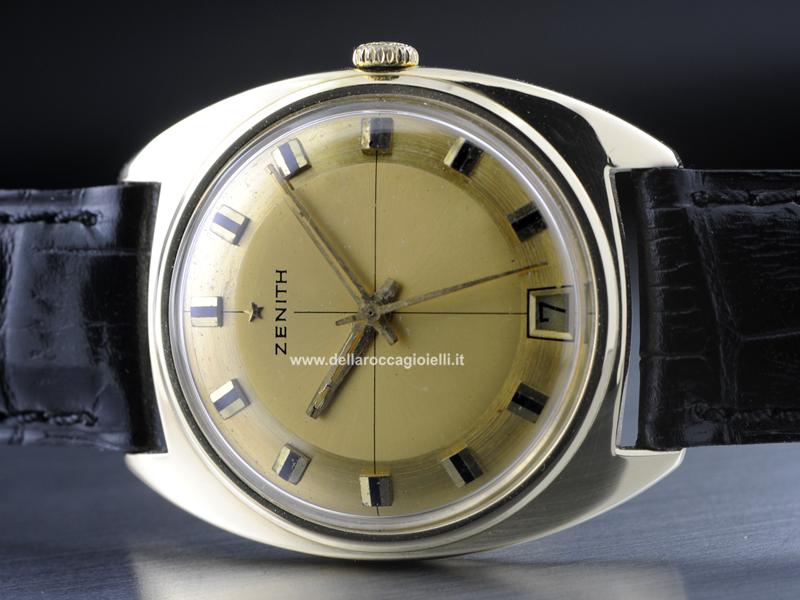 Tonino Lamborghini Watch >> Orologio Zenith d'epoca - Anni '70 | della Rocca Gioielli