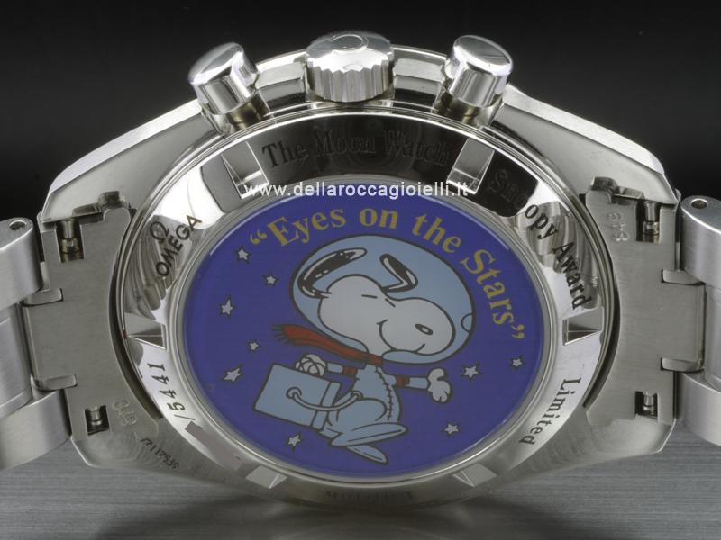 Omega Speedmaster Moonwatch Usato Roma