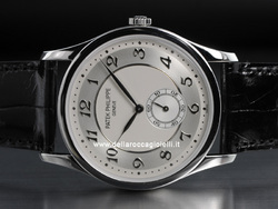 Patek Philippe Calatrava Platinum Watch 5196P