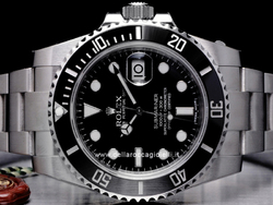 Rolex Submariner Data 116610LN Ghiera Ceramica Quadrante Nero