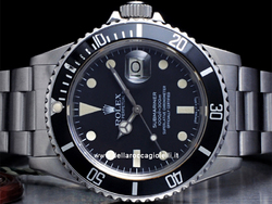 Rolex Submariner Data 16800 Transizionale