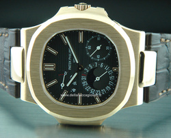 Patek Philippe Nautilus Gold Watch - Ref. 5712R