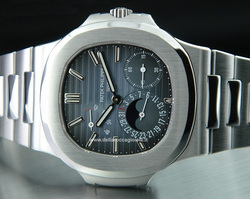 Patek Philippe Nautilus Stainless Steel Watch - Ref. 5712