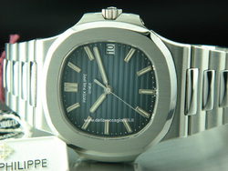 Patek Philippe Nautilus Stainless Steel Watch - Ref. 5711