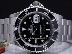 Rolex Submariner 16610 Quadrante Nero