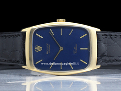 Rolex Cellini 4136 Quadrante Blu