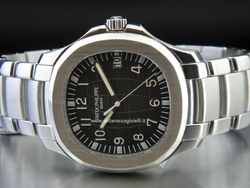 Patek Philippe Aquanaut Extra Large Stainless Steel Watch - Ref. 5167