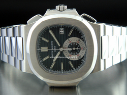 Patek Philippe Nautilus Stainless Steel Watch - Ref. 5980