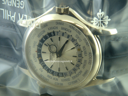 Patek Philippe World Time Gold Watch - Ref. 5130