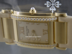 Patek Philippe Twenty-4 Rose Gold Lady Watch with Diamonds - Ref. 4920