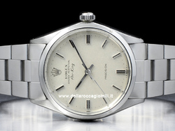 Rolex Air-King 5500 Oyster Quadrante Avorio