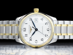 Longines Master Collection Lady L22575787 Quadrante Bianco Arabi