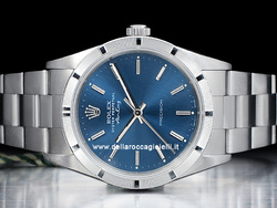 Rolex Air-King 14010 Quadrante Blu