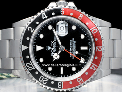 Rolex GMT-Master II 16710 Oyster Ghiera Rosso Nera