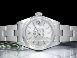 Rolex Datejust Lady 79160 Oyster Quadrante Argento