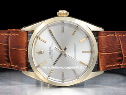 Rolex Oyster Perpetual 1024 Quadrante Argento