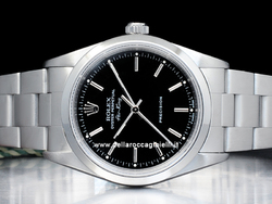 Rolex Air-King 14000 Oyster Quadrante Nero