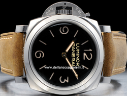 Officine Panerai Luminor 1950 Left-Handed 3 Days Pam 557 Quadrante Nero