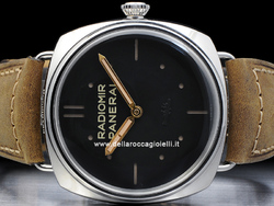 Officine Panerai Radiomir S.L.C. 3 Days Pam 425 Quadrante Nero