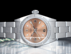 Rolex Oyster Perpetual Lady 67230 Oyster Quadrante Rosa 3-6-9