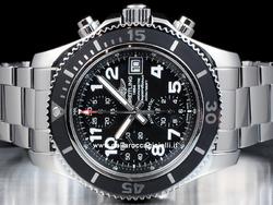 Breitling Superocean Chronograph 42 A13311C9 Quadrante Nero