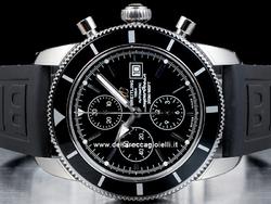 Breitling Superocean Heritage Chronographe 46 A1332024 Quadrante Nero