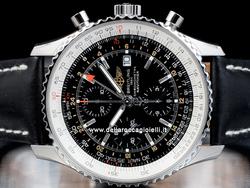 Breitling Navitimer World A2432212 Quadrante Nero