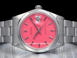 Rolex Oysterdate Precision 6694 Oyster Quadrante Rosa