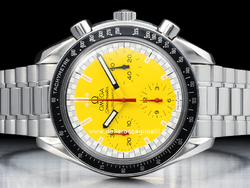 Omega Speedmaster Reduced Automatic 3510.1200 Quadrante Giallo