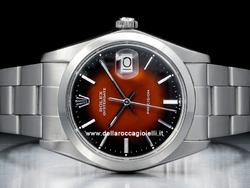 Rolex Oysterdate Precision 6694 Oyster Quadrante Rosso Degrade