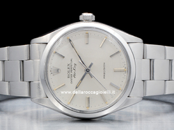 Rolex Air-King 5500 Oyster Quadrante Argento