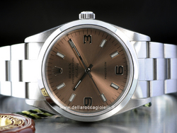 Rolex Air-King 14000 Oyster Quadrante Rosa 3-6-9