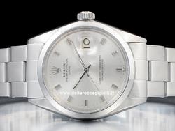 Rolex Date 1500 Oyster Quadrante Argento