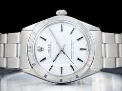 Rolex Oyster Perpetual 1007 Quadrante Bianco
