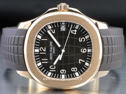 Patek Philippe Aquanaut Extra Large Gold Watch - Ref. 5167R