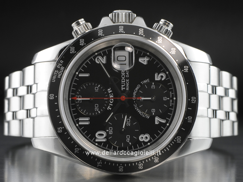 Tudor Chrono Stainless Steel Watch 79260