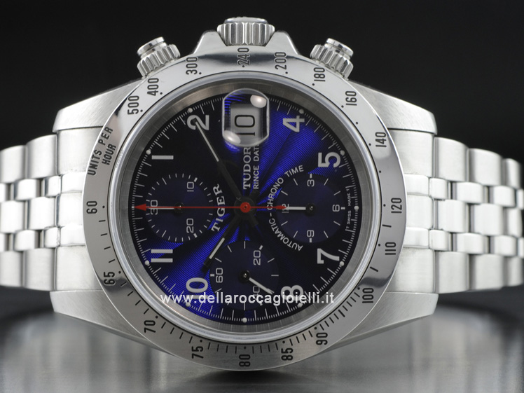 Tudor Chrono Stainless Steel Watch 79280
