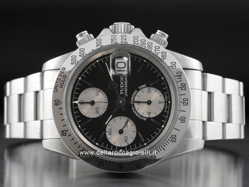 Tudor Chrono Stainless Steel Watch 79180