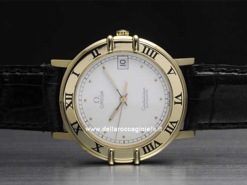 Omega Constellation Automatic Gold Watch 168.0075