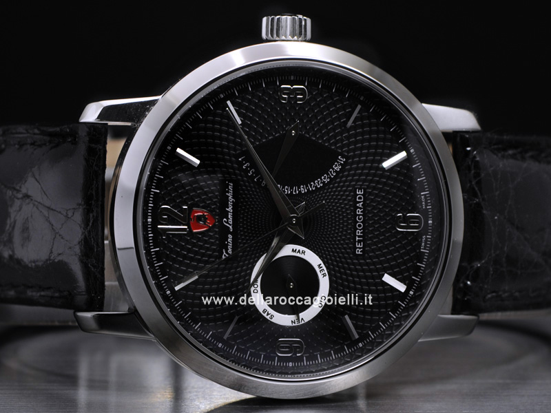 Tonino Lamborghini Retrograde Automatic Watch 2504