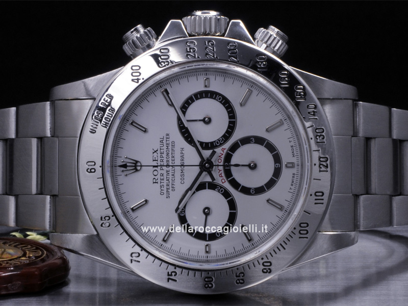 Rolex Daytona Cosmograph Dial 225 Stainless Steel Watch - 16520