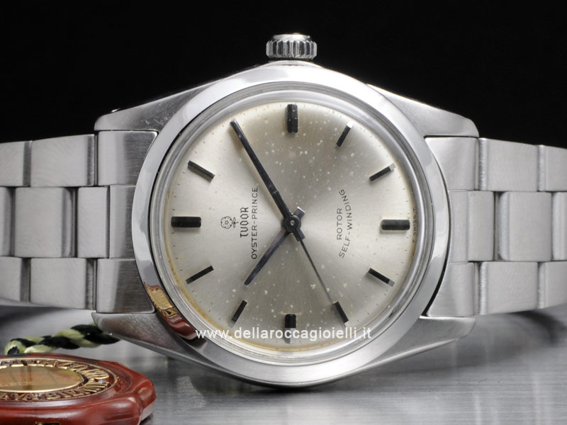 Tudor Oyster Prince Rotor Stainless Steel Watch 7965