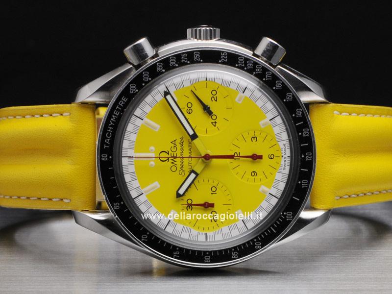 Omega Speedmaster Schumacher Reduced Stainless Steel Watch