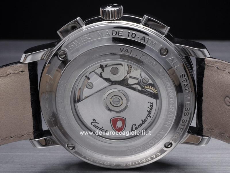 Tonino Lamborghini Chronograph Automatic Watch 2505