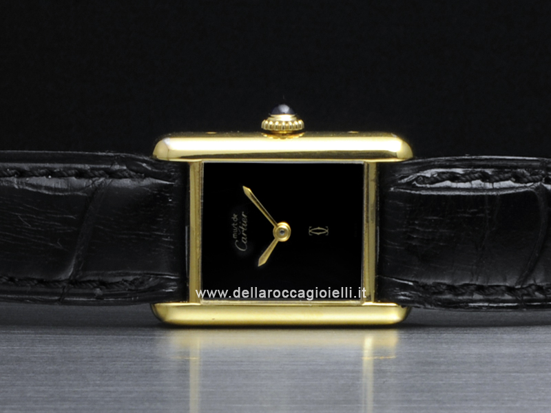 Cartier Tank Le Must Ladies Watch