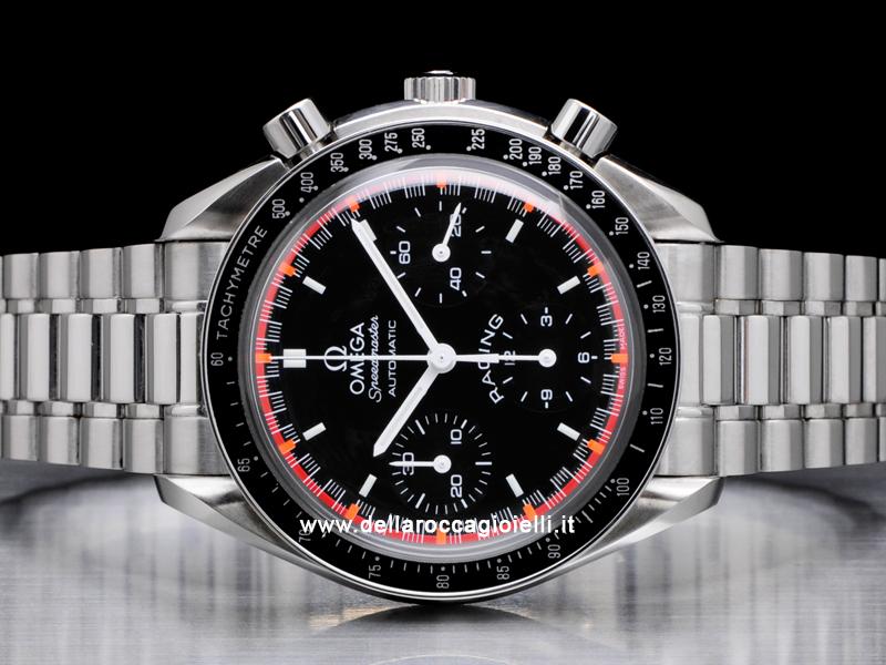 Tonino Lamborghini Watch >> Omega Speedmaster Racing World Champion 2000 3518.5000 Michael Schumacher Limited Edition ...