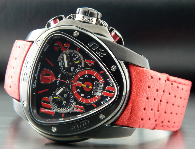 Tonino Lamborghini Spyder Watch 124BBR
